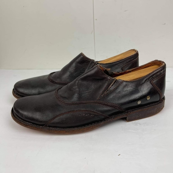 BED STU Men's Oxford Leather US 9.5 Cobbler shoes